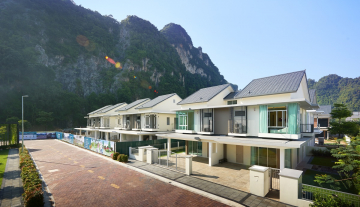 3 Storey Cluster Home at George Town, Penang (12)